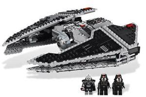 LEGO 9500 Star Wars Sith Fury-class Interceptor, BNIB