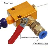 Lubrificazione spray liquido di raffreddamento per trapano per tornio CNC da CRI