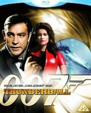 Thunderball 1965 Action Crime Movie Blu-ray