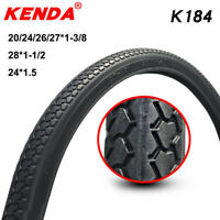 20/24/26/27/28 inch*1-3/8 1/2 Bike Tyre MTB BMX Folding Bicycle Tires Clicher