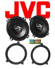 JVC Lautsprecher für BMW 3er Coupe E46 Türen vorne 250 Watt