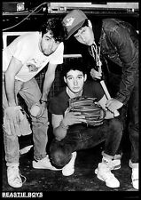 Beastie Boys POSTER Barrowlands Scotland 1987