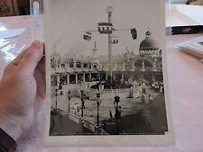 OLD CONEY ISLAND, BROOKLYN NYC 8x10 Reprint Photo Wheel of Whirl, Luna Park