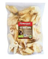 ALL NATURAL Beef Cow Ears DOG Treats 50 count Natural Flavor-BRC Certified