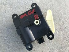 2006-2010 Infiniti G35 G37 Sedan A/C Heater Servo Blend Actuator Flap #B OEM G4