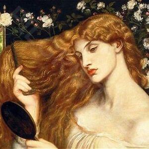 Pre Raphaelite Ceramic or Porcelain Tiles Plaque Fireplace Bathroom Kitchen 01