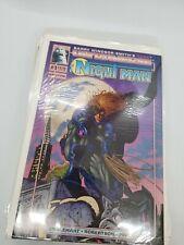 Night Man #1 - 21, Complete Run good condition Malibu  1993 comic book