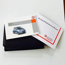 VAUXHALL AGILA SERVICE BOOK HANDBOOK & WALLET PACK -  2008 To 2012 NEW