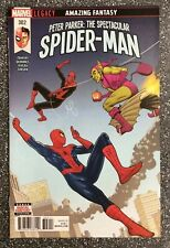 Peter Parker: The Spectacular Spider-Man #302 First Print