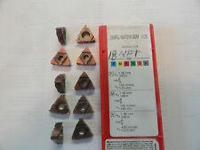 Sandvik Carbide Lay Down Threading Inserts, 266RG-16NT01A180M, Grade 1125