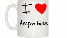 I Love Heart Amphibians Mug