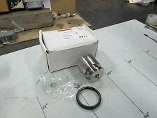 Millipore NovAseptic S/S Pneumatic Valve Actuator P/N PA38/110 N/C AN18602 (NIB)