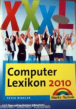 Computerlexikon 2010-umfangreichem Sonderteil:digitale Welt / Markt+Technik