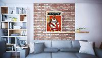 "Damian Lillard Net Marvels - High Quality 11""x17"" Poster! NBA Portland Blazers"