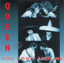 QUEEN - YOU DON'T FOOL ME - CD SINGLE CARDSLEEVE  2 TITRES 1996