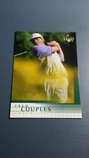FRED COUPLES 2001 UPPER DECK GOLF CARD # 198 B7464