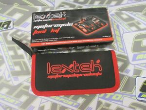 Lextek Motorcycle Bike Scooter Underseat Tool Kit - 31 piece Tool kit roadside