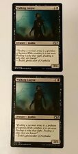 X2 Walking Corpse X2 Welcome Deck 16 MtG Creature Black Zombie M-NM Collectible