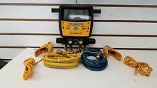 Fieldpiece Sman460 Wireless 4 Port Digital Manifold Micron Gauge