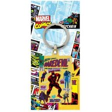 Marvel Daredevil Issue 27 Premium Steel Licensed Keychain-Key Ring