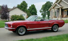 1967 Ford Mustang Convertible 1967 Convertible Used