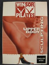 Mari Winsor Pilates Upper Body Sculpting DVD Pre-owned Used Guthy-Renker