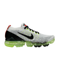 Nike Air Vapormax Flyknit 3 White/Black-Volt  AJ6900-100 US Men's Size 11