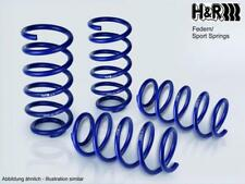 Muelles H&R Renault Megane II Sport RS Typ M, incl. Diesel, 29190-1
