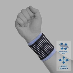 Wrist brace strap support compression arthritis sports Kedley REDUCED TO £4.99!!