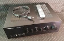 YAMAHA A-S700 180watt stereo Integrated Amp / phono-in / remote