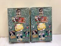 1992 Fleer Ultra Series 2 Baseball Hobby Box Factory Sealed 36 Pack (Lot of 2)