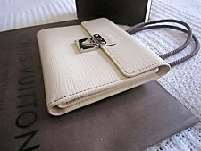 Authentic Louis Vuitton Epi Leather Ivory Koala Wallet