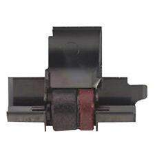 (2 Pack) Sharp Calculator Ink Roller, Black Red, for EL-1750V & EL-1801V & more