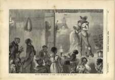1878 privati NEGRO Theatricals sei giorni Corsa Bici Portatile