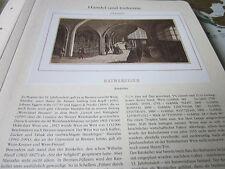 Bremen Archiv 3 Handel 3037 Der Bremer Ratskeller