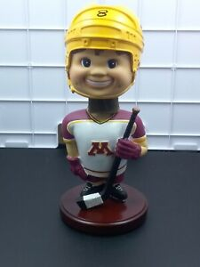 John Mayasich Signed Minnesota Gopher Hockey Bobblehead Rare
