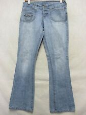 A8217 Abercrombie High Grade Flare Jeans Women 30x30
