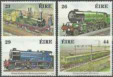 Timbres Trains Irlande 531/4 ** lot 2190