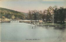 A View Of Star Lake, Butler, New Jersey NJ