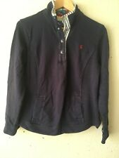 Joules Navy Blue Sweatshirt Jumper Size 12