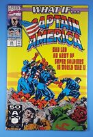 WHAT IF #28 Captain America Had Led An Army of Super Soldiers in World War II?