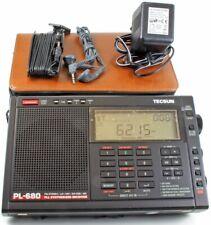 TECSUN PL-680 PLL Weltempfänger - Reiseradio - ersetzt PL-660