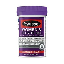 SWISSE ULTIVITE WOMENS 50+ 60 TABLETS