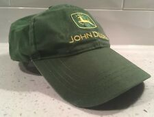 JOHN DEERE Green Adjustable Hat
