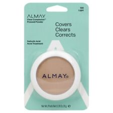 Almay Clear Complexion Maximum Strength Pressed Powder - CHOOSE YOUR SHADE