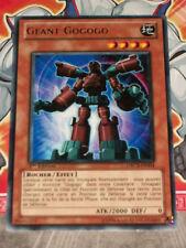Carte YU GI OH GEANT GOGOGO ORCS-FR004