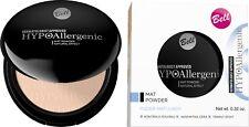 BELL Cosmetics Hypoallergenic Mat Powder Natural Effect/ Choose Shade 03