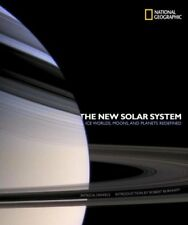The New Solar System: Ice Worlds, Moons, and Plane