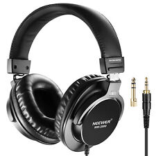 Neewer Nw-3000 Closed Studio Headphones, 10Hz-26kHz Lightweight Dynamic Headsets