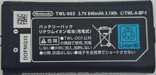 NEW OEM NINTENDO DSi TWL-001 TWL-003 NDSi Original Battery 840mAh